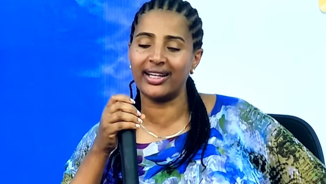 Yetnebersh Nigussie's speech at Addis Weg