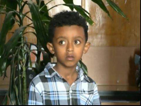Eyu Yosefe's (8 years old Ethiopian kid) amazing math skill