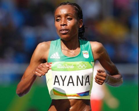 IAAF World Championships London - 5000m women final