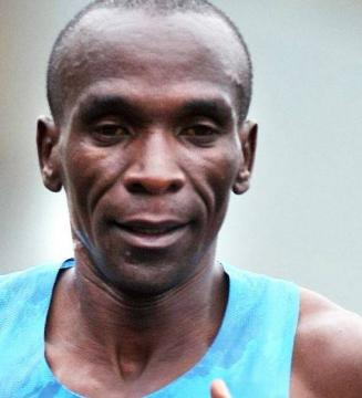 An epic battle between debutant Guye Adola and marathon top star Eliud Kipchoge