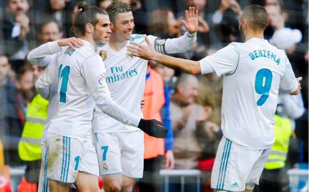 Espanyol vs Real Madrid