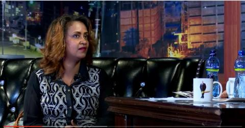 Genet Negatu Interview on Seifu Show