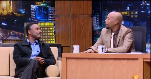 Seifu On EBS - Interview With Deacon Daniel Kibret