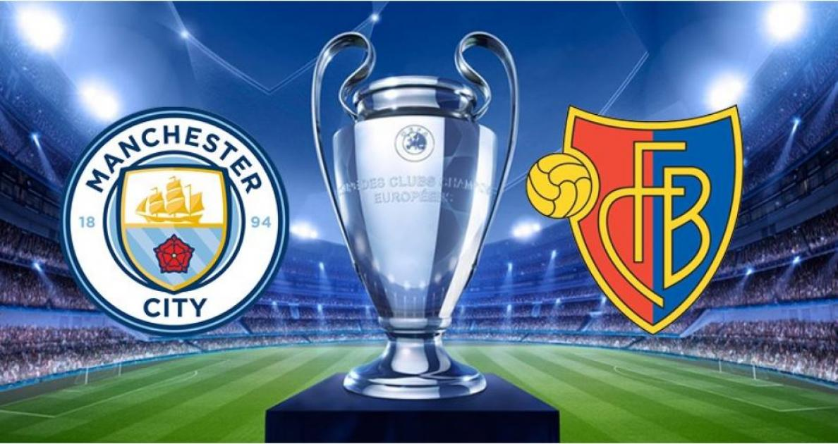 Manchester City vs Basel