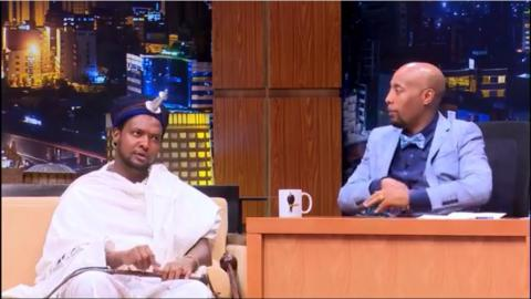 Seifu On EBS - Interview With Singer Abushi Zeleke
