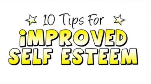 10 Tips for Improving Self Esteem