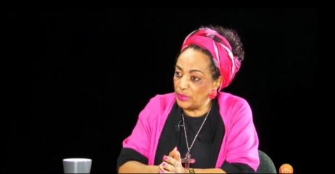 Riyot - Tedros Tsegaye Interview With Artist Alemtsehay Wodajo