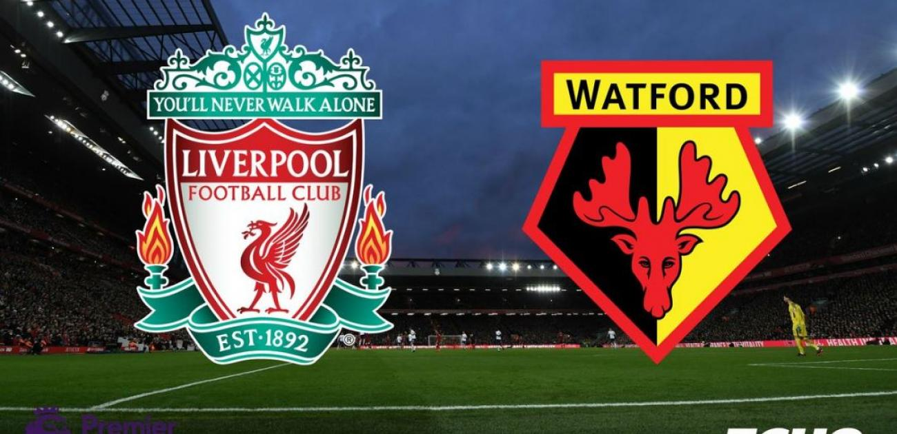 Who will win the Liverpool vs Watford match?