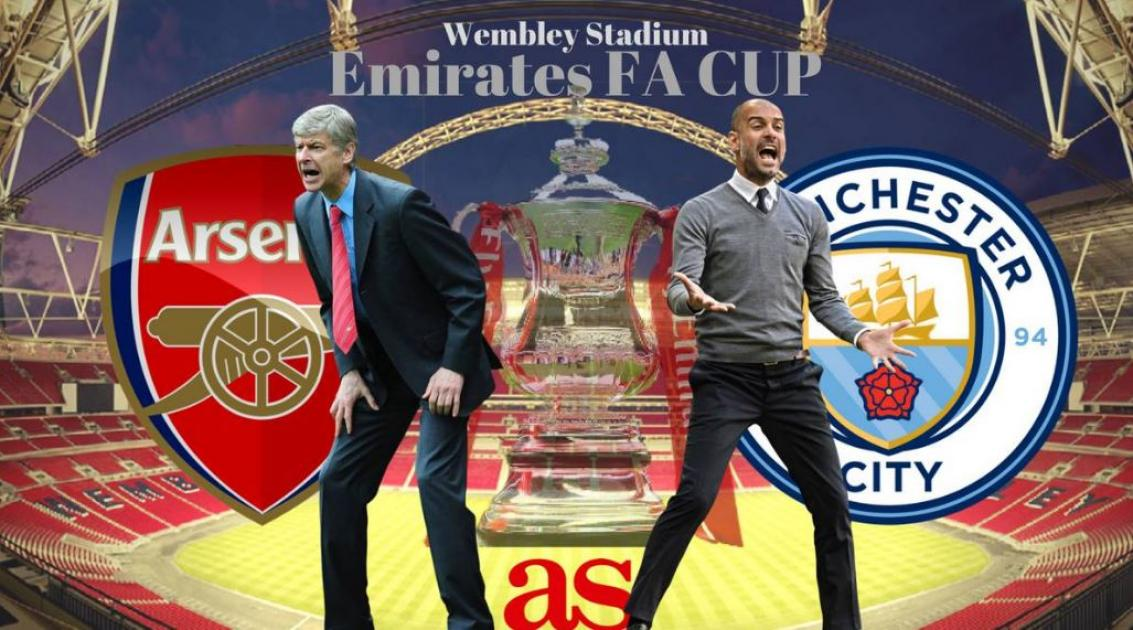Arsenal vs Manchester City - 2