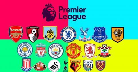 English Premier League Schedule - Week 30, 2016/17