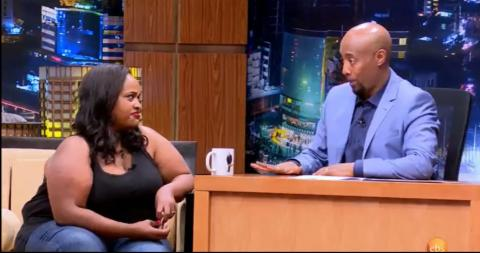 Seifu Fantahun Interview With Artist Elzabeth