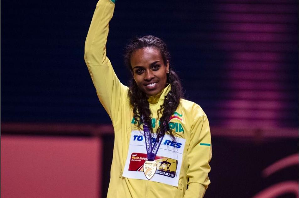 Ethiopian Athlete's Astonishing Win In Birmingham, 2018