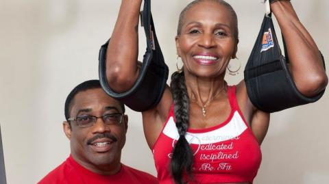 The Remarkable Story of Ernestine Shepherd
