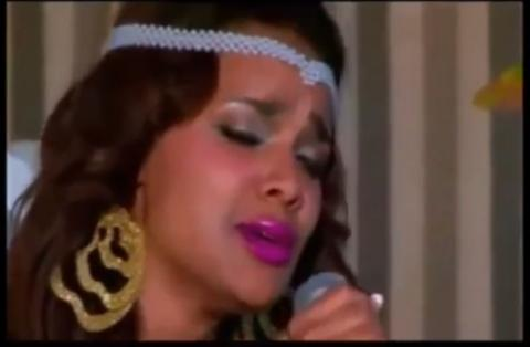 Selam Tesfaye's musical performance on Freedom film