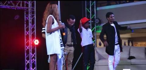 Feta Show - Eyob Dawit vs Yabsera Teklu (full show)