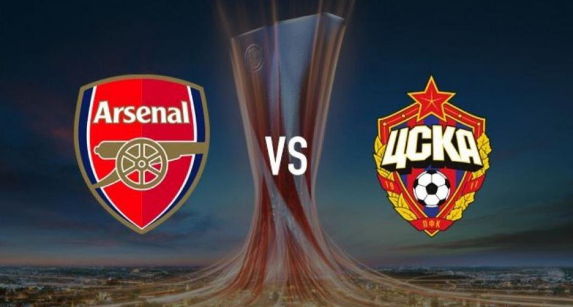 Arsenal vs Moscow