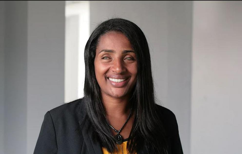 Yetnebersh Nigussie, disability rights activist, speak out about disability in Ethiopia