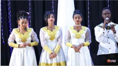 Elzabet, Melat and Elelta's speech on Yemaleda Kokeboch final show