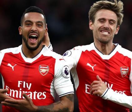 Bate vs Arsenal