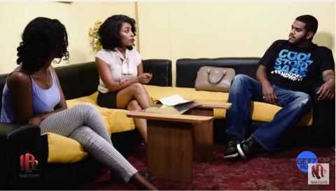 Gorebetamochu - part 45 (Ethiopian Drama)