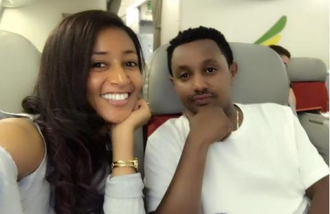 Teddy Afro's and Amleset Muchie's Love story