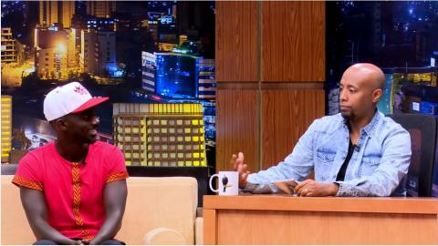 Seifu on EBS - Interview with Micky Gonderegna