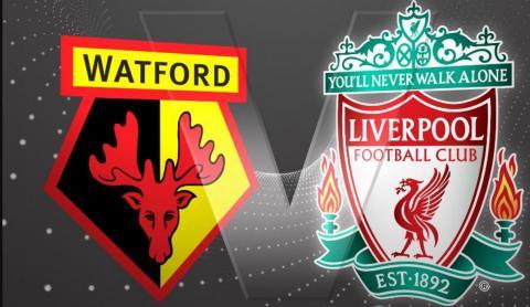 Watford vs Liverpool