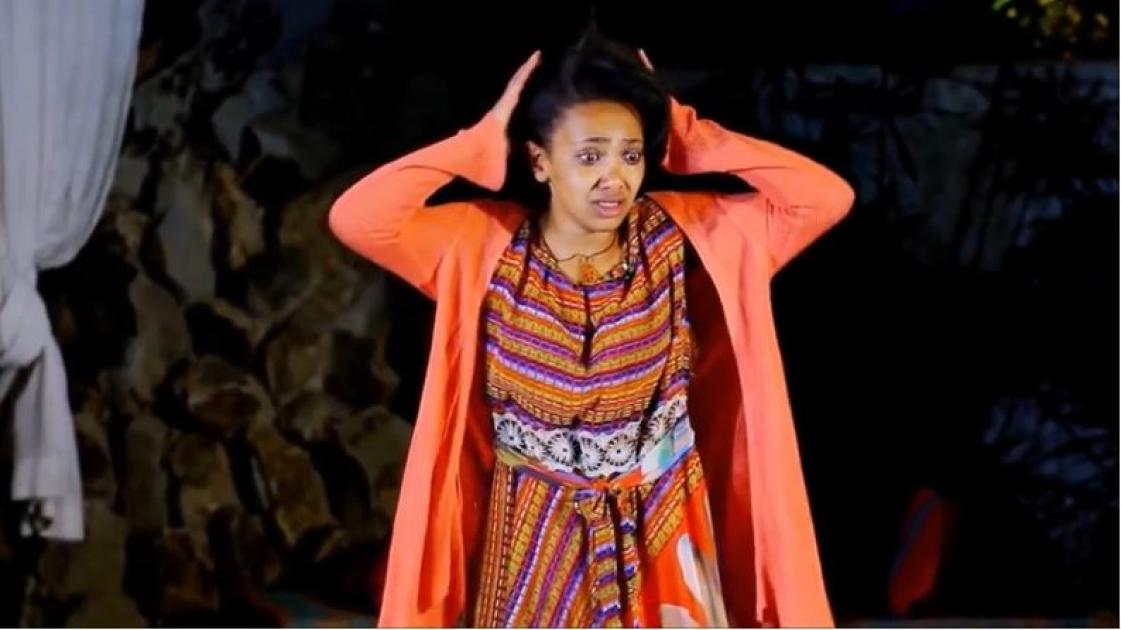 Elzabeth Asefas's Monologue Performance