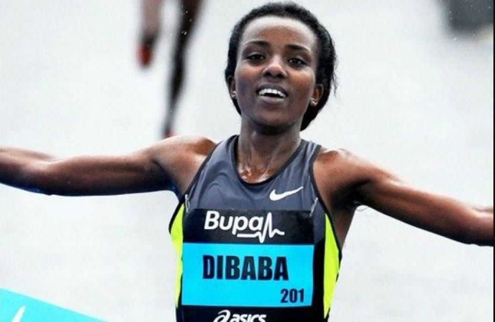 Tirunesh Dibaba has won the women's field of the 2017 Bank of America Chicago Marathon.