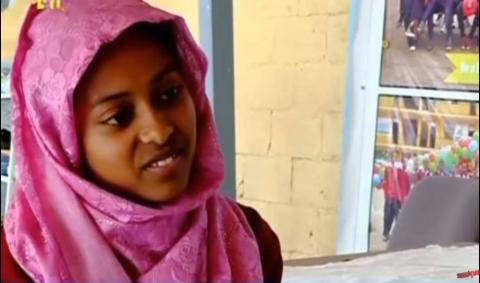 Huda Awel's Amazing Math Skill