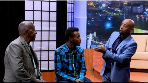 Seifu on EBS - Questions and Answers (This Generation and That Generation)