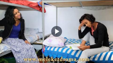charming clip from Meleket drama