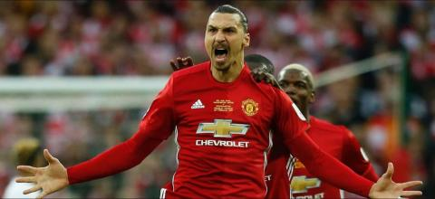 Zlatan Ibrahimovic - All 24 Goals for Manchester United