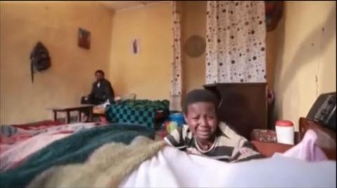 Emaye Teneshi - clip from Belatina Movie