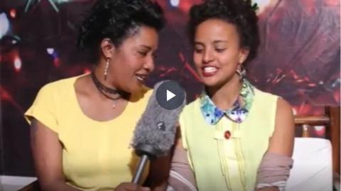 Yemaleda Kokoboch - Rahel and Birtukan''s Performance