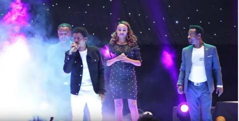Feta  Show - Tilahun Vs Sentayehu