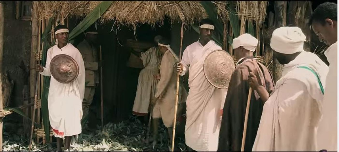 Teddy Afro - Mar eske Twauf (Fikir Eske Mekaber, Ethiopian Music)