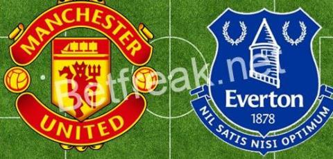 Man United vs Everton