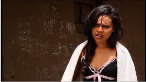 Selam Tesfaye and Kassahun Fiseha's amazing performance on Tilefegn movie