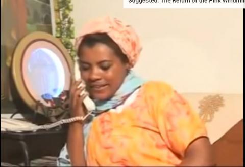 Seble Tefera's and Shewaferahu Desalegn's comedy drama
