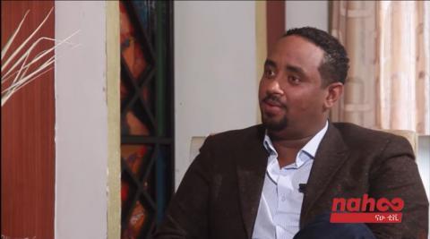 Yezemenkibibilozh -  interview with Artist Mikiyas Mohammed