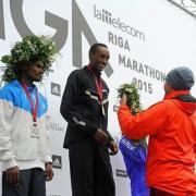 Tolossa smashes Riga Marathon course record