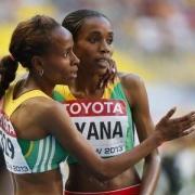 New Ethiopian star Ayana targets world record in Beijing