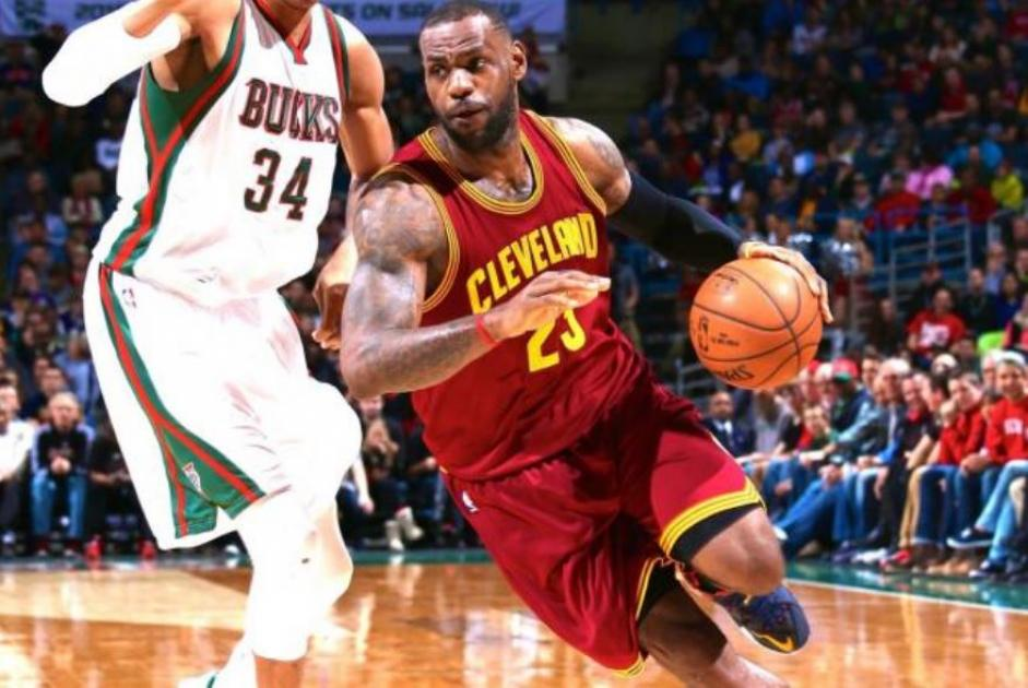 Cavaliers vs Bucks - highlights