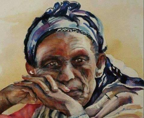 Bizunesh Bekele - Ye Enat Wuletawa (Ethiopian Music)