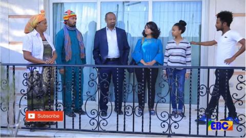 Betoch Drama - Part 164 (Ethiopian Drama)