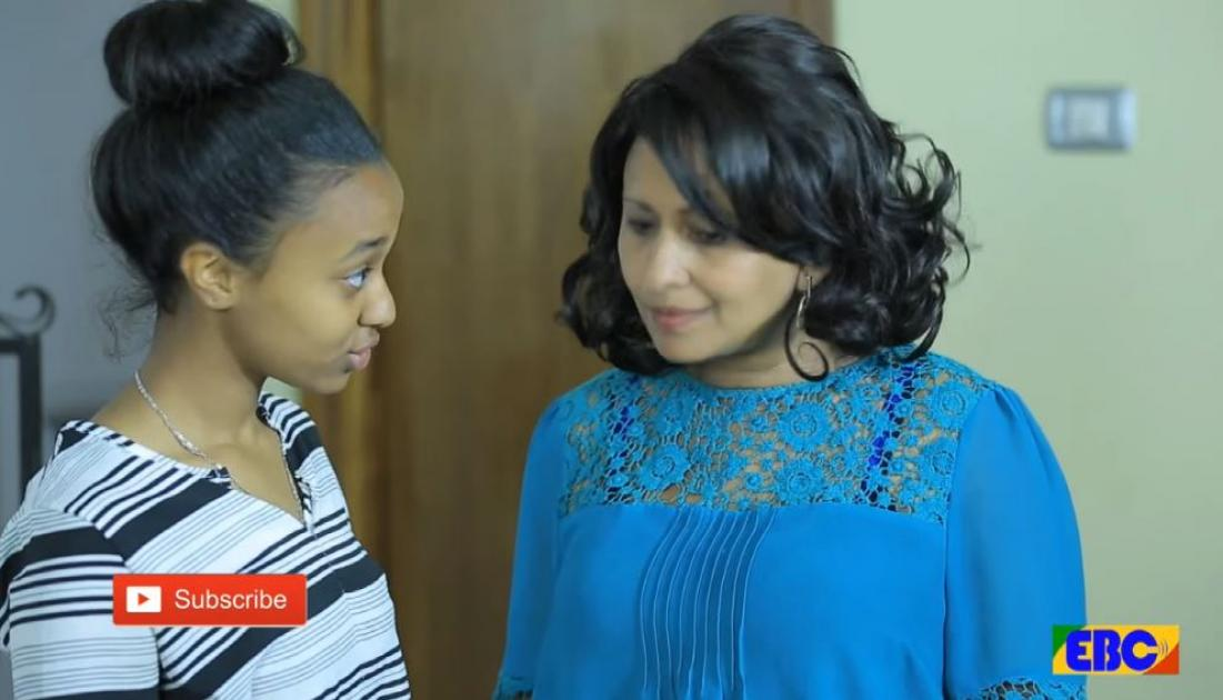 Melat Tesfaye's Best Performance On Betoch Drama