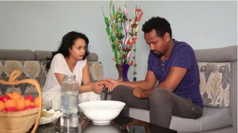Zemeden Ayehu - Welafen drama lying scene