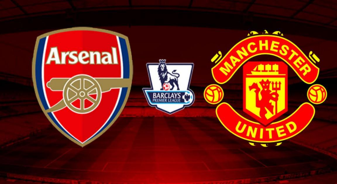 Arsenal v Manchester United