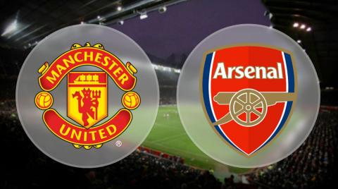 Arsenal top Man United, keep top four hopes alive